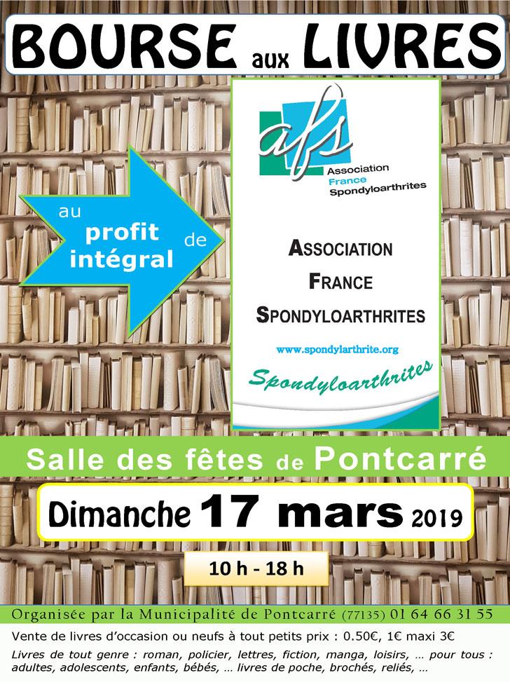 Bourse Aux Livres Au Profit Integral De L Afs Mairie De