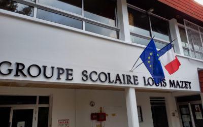 Bulletin municipal – Edition Spéciale 40 ans du groupe scolaire Louis Mazet
