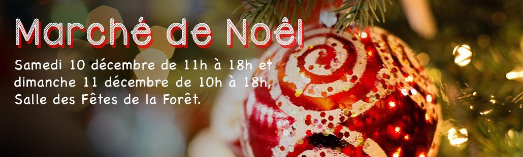 Marché de Noêl le 10 et 11 décembre à Pontcarré
