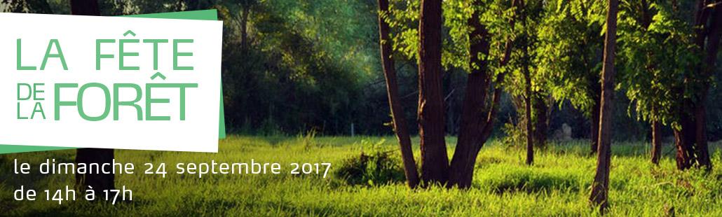 LA FÊTE DE LA FORÊT – 24 sept. 2017