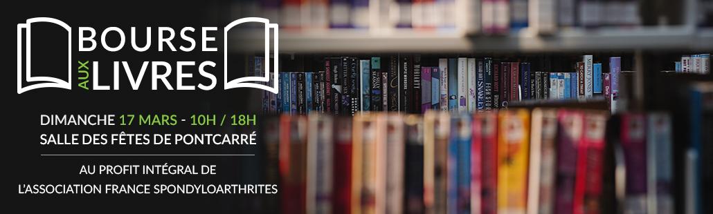 Bourse aux livres au profit intégral de l'AFS