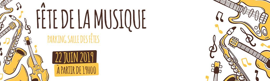 Fête de la musique – 22 juin