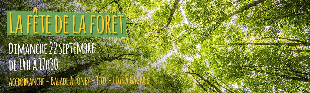 La Fête de la Forêt – Le 22 Septembre