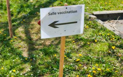 2e session pour la vaccination temporaire à Pontcarré