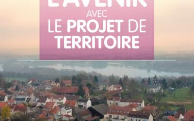 Hors-série du journal «La Marne» : Préservons l'avenir avec le projet de territoire