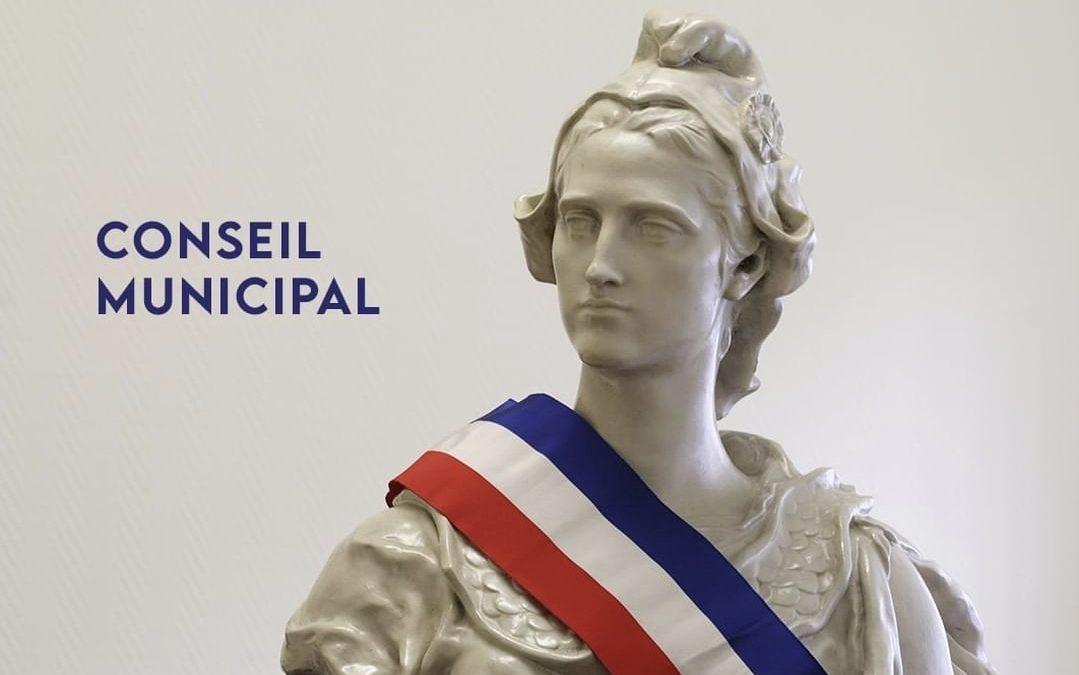 Compte-rendu du conseil municipal – séance du 30 Septembre 2021