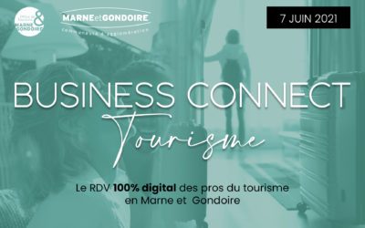 Relancez votre activité touristique grâce au Business Connect de Marne et Gondoire