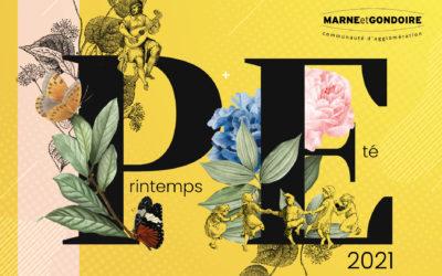Programme Printemps-Été du Parc culturel de Rentilly – Michel Chartier