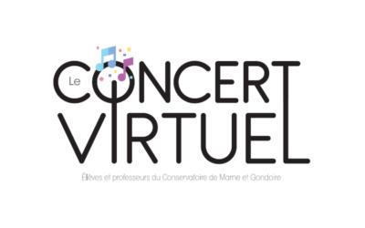 Concert virtuel du conservatoire de Marne et Gondoire