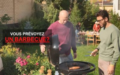 Les conseils des sapeurs-pompiers · Prévention – Le Barbecue
