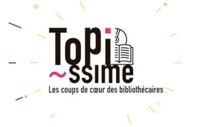 Épisode 8 – Topissime – Les coups de coeur des bibliothécaires