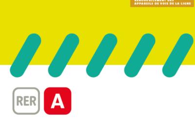 Travaux sur le RER A du 14 octobre au 18 novembre inclus